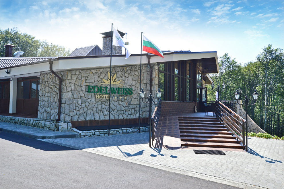 Хотел Еделвайс Бузлуджа
