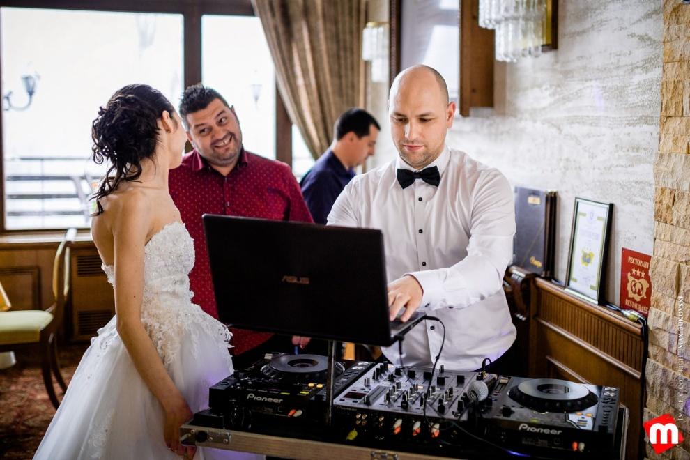 Снежна сватба в Хотел Еделвайс