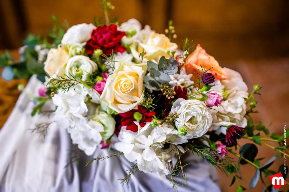 Сватба в Хотел Еделвайс Бузлуд