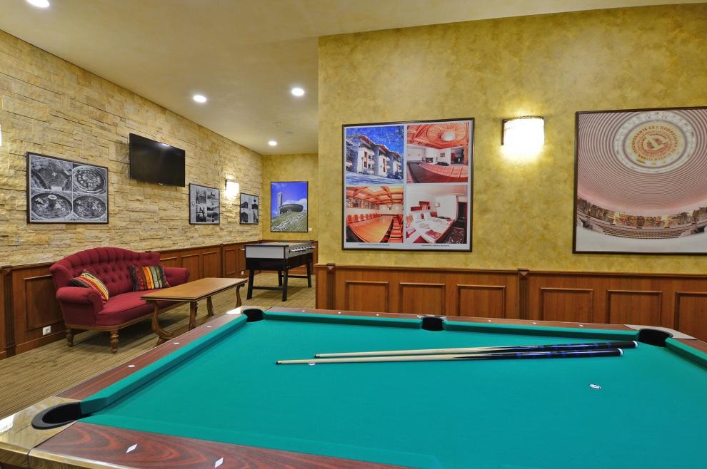 Game room - Billiard - Hotel E